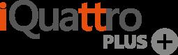 iQuattro Plus Sistema de Gestao Logo
