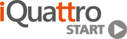iQuattro Start Sistema de Gestao Logo